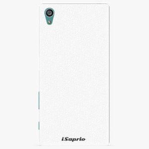 Plastový kryt iSaprio - 4Pure - bílý - Sony Xperia Z5