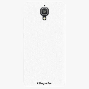 Plastový kryt iSaprio - 4Pure - bílý - Xiaomi Mi4