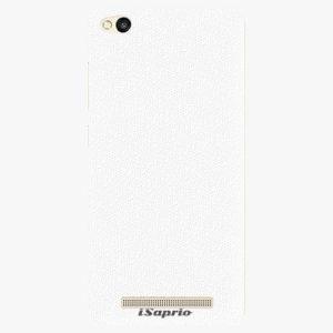 Plastový kryt iSaprio - 4Pure - bílý - Xiaomi Redmi 3