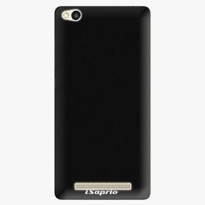 Plastový kryt iSaprio - 4Pure - černý - Xiaomi Redmi 3