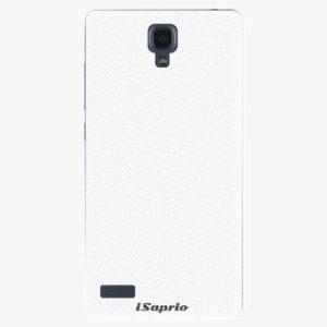 Plastový kryt iSaprio - 4Pure - bílý - Xiaomi Redmi Note