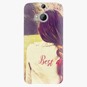 Plastový kryt iSaprio - BF Best - HTC One M8