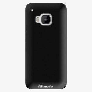 Plastový kryt iSaprio - 4Pure - černý - HTC One M9