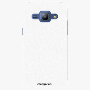 Plastový kryt iSaprio - 4Pure - bílý - Samsung Galaxy J1