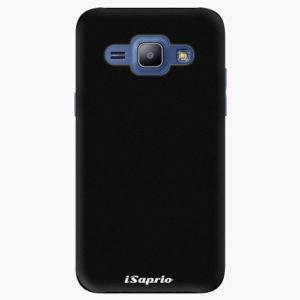 Plastový kryt iSaprio - 4Pure - černý - Samsung Galaxy J1