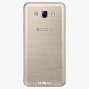 Plastový kryt iSaprio - 4Pure - průhledný matný - Samsung Galaxy J7 2016
