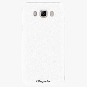 Plastový kryt iSaprio - 4Pure - bílý - Samsung Galaxy J7 2016