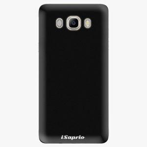 Plastový kryt iSaprio - 4Pure - černý - Samsung Galaxy J7 2016