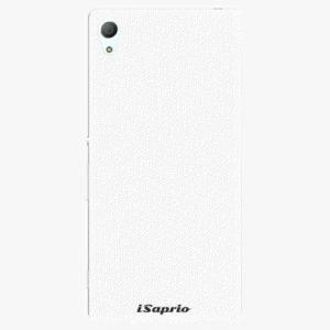 Plastový kryt iSaprio - 4Pure - bílý - Sony Xperia Z3+ / Z4