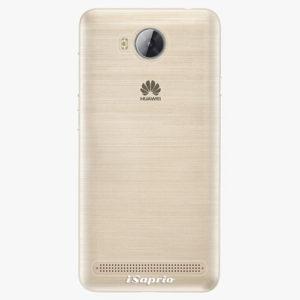 Plastový kryt iSaprio - 4Pure - průhledný matný - Huawei Y3 II