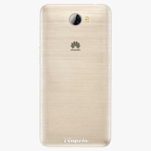 Plastový kryt iSaprio - 4Pure - průhledný matný - Huawei Y5 II / Y6 II Compact
