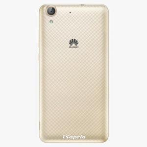 Plastový kryt iSaprio - 4Pure - průhledný matný - Huawei Y6 II