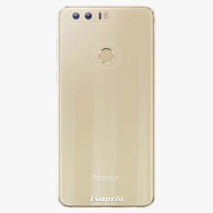 Plastový kryt iSaprio - 4Pure - průhledný matný - Huawei Honor 8