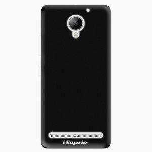 Plastový kryt iSaprio - 4Pure - černý - Lenovo C2