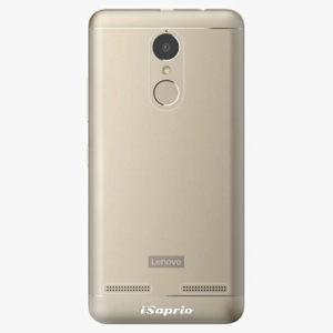 Plastový kryt iSaprio - 4Pure - průhledný matný - Lenovo K6