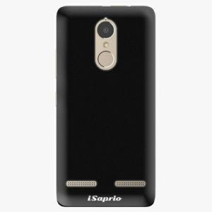 Plastový kryt iSaprio - 4Pure - černý - Lenovo K6