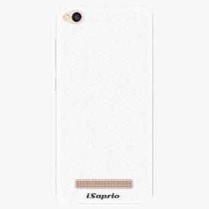 Plastový kryt iSaprio - 4Pure - bílý - Xiaomi Redmi 4A