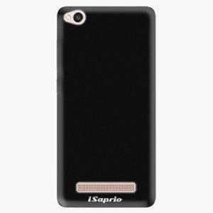 Plastový kryt iSaprio - 4Pure - černý - Xiaomi Redmi 4A