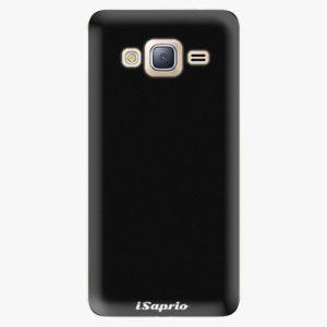 Plastový kryt iSaprio - 4Pure - černý - Samsung Galaxy J3