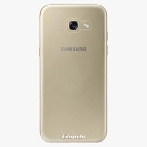 Plastový kryt iSaprio - 4Pure - průhledný matný - Samsung Galaxy A5 2017