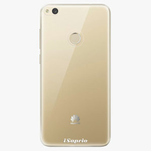 Plastový kryt iSaprio - 4Pure - průhledný matný - Huawei P8 Lite 2017