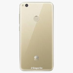 Plastový kryt iSaprio - 4Pure - průhledný matný - Huawei P9 Lite 2017