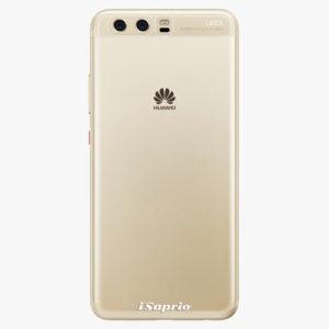 Plastový kryt iSaprio - 4Pure - průhledný matný - Huawei P10