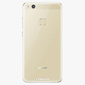 Plastový kryt iSaprio - 4Pure - průhledný matný - Huawei P10 Lite
