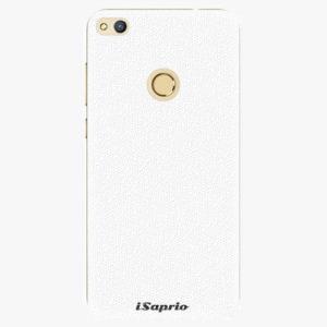 Plastový kryt iSaprio - 4Pure - bílý - Huawei Honor 8 Lite