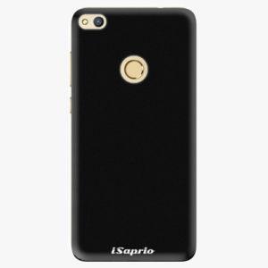 Plastový kryt iSaprio - 4Pure - černý - Huawei Honor 8 Lite