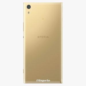 Plastový kryt iSaprio - 4Pure - průhledný matný - Sony Xperia XA1 Ultra