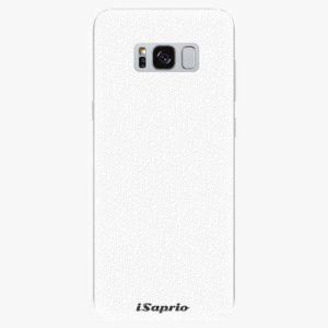 Plastový kryt iSaprio - 4Pure - bílý - Samsung Galaxy S8