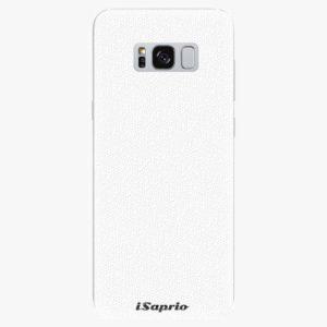Plastový kryt iSaprio - 4Pure - bílý - Samsung Galaxy S8 Plus