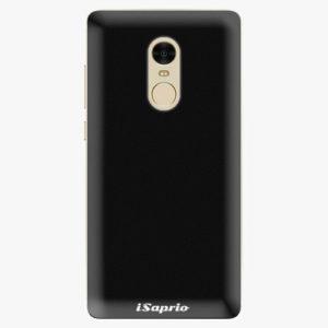 Plastový kryt iSaprio - 4Pure - černý - Xiaomi Redmi Note 4