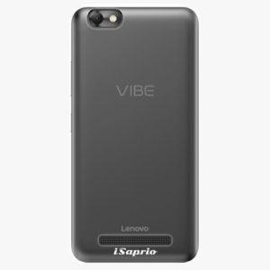 Plastový kryt iSaprio - 4Pure - průhledný matný - Lenovo Vibe C