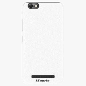 Plastový kryt iSaprio - 4Pure - bílý - Lenovo Vibe C