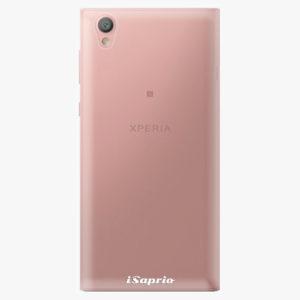 Plastový kryt iSaprio - 4Pure - průhledný matný - Sony Xperia L1