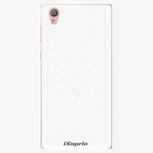 Plastový kryt iSaprio - 4Pure - bílý - Sony Xperia L1