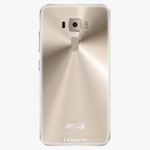 Plastový kryt iSaprio - 4Pure - průhledný matný - Asus ZenFone 3 ZE520KL