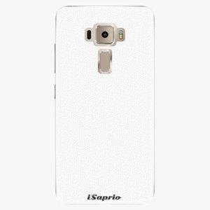 Plastový kryt iSaprio - 4Pure - bílý - Asus ZenFone 3 ZE520KL