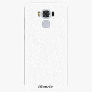 Plastový kryt iSaprio - 4Pure - bílý - Asus ZenFone 3 Max ZC553KL