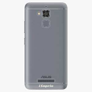 Plastový kryt iSaprio - 4Pure - průhledný matný - Asus ZenFone 3 Max ZC520TL