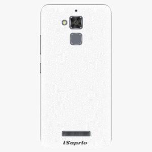 Plastový kryt iSaprio - 4Pure - bílý - Asus ZenFone 3 Max ZC520TL