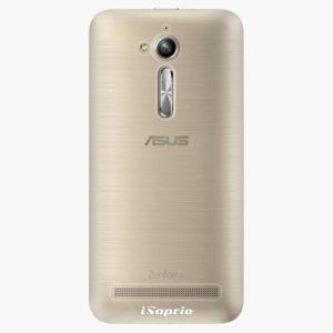 Plastový kryt iSaprio - 4Pure - průhledný matný - Asus ZenFone Go ZB500KL