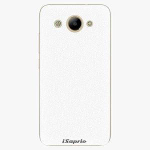 Plastový kryt iSaprio - 4Pure - bílý - Huawei Y3 2017