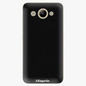 Plastový kryt iSaprio - 4Pure - černý - Huawei Y3 2017