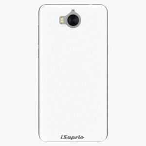 Plastový kryt iSaprio - 4Pure - bílý - Huawei Y5 2017 / Y6 2017