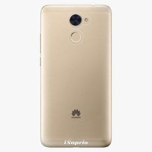 Plastový kryt iSaprio - 4Pure - průhledný matný - Huawei Y7 / Y7 Prime