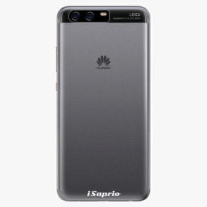 Plastový kryt iSaprio - 4Pure - průhledný matný - Huawei P10 Plus