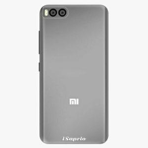 Plastový kryt iSaprio - 4Pure - průhledný matný - Xiaomi Mi6